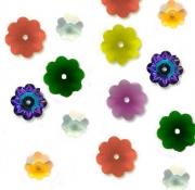 Perles fleurs SWAROVSKI® ELEMENTS<br />  ( 3700 )