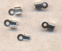 Embouts pince Serre-fil  8.5 X 4mm inox Qte : 10