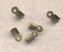 Embouts pince Serre-fil 8.5 X 4mm cuivre Qte : 10