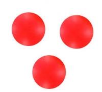 Perles nacrées 5810 SWAROVSKI® ELEMENTS 10 mm NEON RED X 5