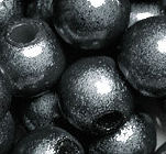 Perles Magiques Miracles Rondes   4mm BLUE ZIRCON X 20