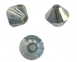 TOUPIES SWAROVSKI® ELEMENTS 4 mm INDIAN SAPPHIRE SATIN X 100