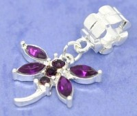 Perles crystal 4 mm
