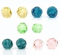 Mixte Perles cristal verre  4mm X 200