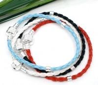Mixte Bracelets Tressés    18 cm X 4