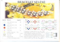 livre N°2........   Schemas colliers , bagues, bracelets, boucles d'oreiles