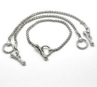 Bracelets avec Fermoirs Toggle    18cm X 1