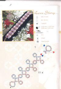 Livre tome 2........   Schemas colliers , bagues, bracelets, boucles d'oreiles