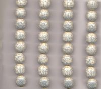 Perles resine rondes  20 mm