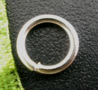 Anneaux Ouverts  6mm inox X 100
