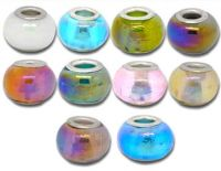 Mixte Perles 14mm x 10mm X 10