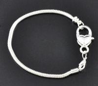 Bracelets Serpent Mousqueton    20cm X 1