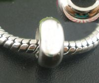 Perles intercalaires Lisses CCB   10mm...taille du trou = 5 mm X 20