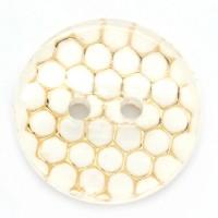 Boutons 2 Trous acryliques décoratifs 13 mm X 20