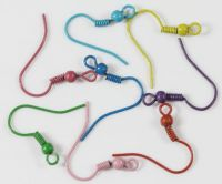 Supports Crochets Boucle d'oreille 19.5x18MM..mixte