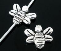 Perles  Libellule  14x12mm X 10