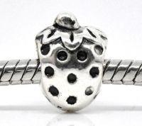 Perles en forme de fraise   12x9mm X 10