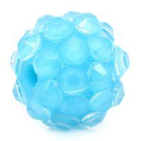 Perles acrylique  12mm .......Taille du trou 1.8 mm  X 10