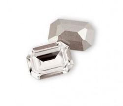 Cabochon SWAROVSKI® ELEMENTS 14 X 10 mm (4610) CRYSTAL AB