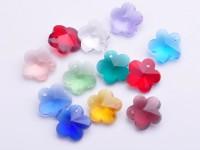 Fleur en crystal  14 mm Mixte X 10