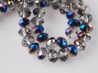 Perles cristal   3 x 4 mm X 200