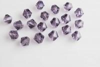 Toupies 6 mm Violet foncé X 50