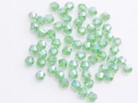 Toupies 6 mm Light green X 50