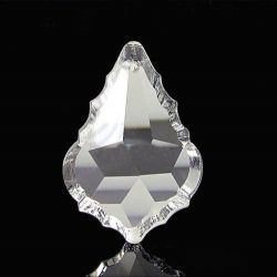 Pendant prism crystal AB 50 mm X 1