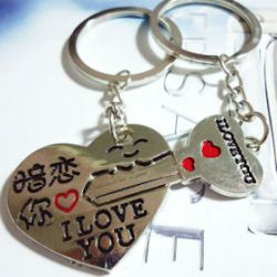Porte cles charm