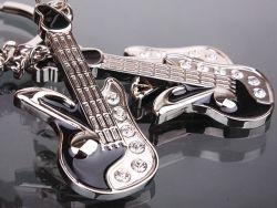 Guitare 5 x 2 x 0.25 cm