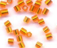 perles rocailles MIYUKI HEXA 11/0 mm ( diametre 1.8 mm , diametre du trou 0.80 mm ) 8 Gr