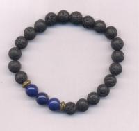 Bracelet picasso boules 8 mm elastique ( toutes tailles )