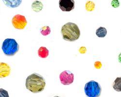 Perles cristal swarovski Rondes 5000 10 mm
