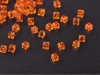 Cubes en crystal  3 mm X 45