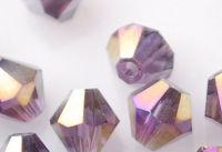 Toupies 6 mm Purple half X 50