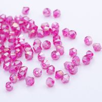 Toupies en crystal 2 mm