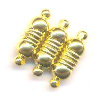 Fermoirs magnétiques puissant 13 x 5 mm Qte : 3