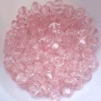 Toupies en crystal 4 mm