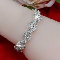 Bracelets 17 x 0.6 Chaînette sécurité : 7 cm