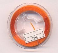 BOBINE FIL 10 METRES COULEUR N°11 diametre 0.60 mm