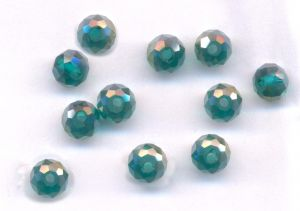 Perles cristal light purple AB