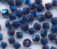 Toupies en cristal 3 mm