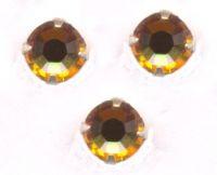 Chatons topaz 5 mm X 4
