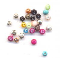 Perles 4 mm mixte