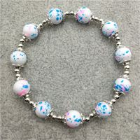 Bracelet élastique perles 8 mm