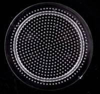 Plaque  cercle pour perles Hama 2.6 mm diamètre 8.5 cm