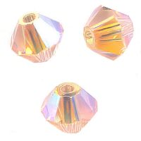 Perles toupies Swarovski  4mm  5328