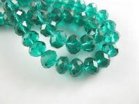 Perles crystal 3 x 4 mm X 200