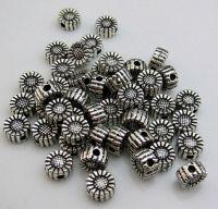 Intercalaires 6 x 3mm taille du trou = 1 mm X 5