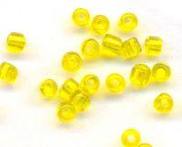 ROCAILLES 2.5 mm jonquil 6 Grammes